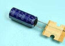 10pcs Nippon Chemi-Con LXZ 1500uF 10v 105c  Radial Electrolytic Capacitor NCC