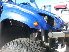 "SXS/UTV/ATV  TS306Y 1-1/4"" SLK LED TURN-SIGNAL KIT HORN & LICENSE PLATE RHINO"