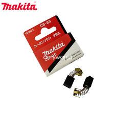 Original Makita Carbon Brushes for Electric Motors  CB57 CB64 CB85 191627-8