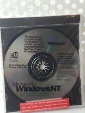 Microsoft Windows NT Service Pack 3 for Workstation/Server (NO KEY)
