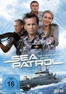 Sea Patrol - Seasons 1-5 Complete TV Series 1 2 3 4 5 BRAND NEW UK REGION 2 DVD