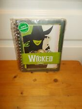 2011 Broadway Show WICKED Calendar/Planner Mint Condition