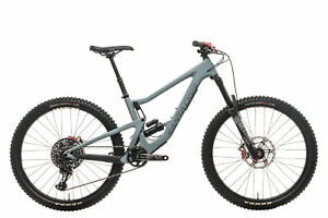 "2019 Santa Cruz Bronson C Mountain Bike Small 27.5"" Carbon SRAM GX"