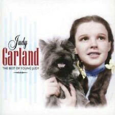Judy Garland BEST OF YOUNG JUDY 40 Essential Songs COLLECTION New Sealed 2 CD