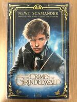 Hot Toys MMS 512 Fantastic Beasts Crimes of Grindelwald Newt Scamander Normal