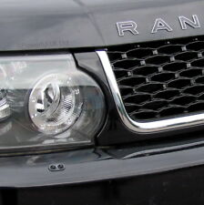 Black+chrome Autobiography style front grille for Range Rover Sport 2010-13 TDV8