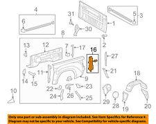 TOYOTA OEM 07-13 Tundra Pick Up Box Bed-Rear Panel Left 655060C040