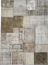 Patchwork Teppich Orientteppich Rug Carpet Tapis Tapijt Tappeto Alfombra Vintage