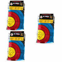 Morrell Lightweight Youth Range Archery Bag Target Replacement Cover (3 Pack)