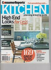 CONSUMER REPORTS KITCHEN Planning & Buying Guide July 2014,HIGH END LOOKS FOR LE