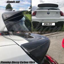 BMW F20/F21 1 Series FULL Carbon Fibre M Performance Rear Trunk Lip Spoiler