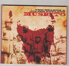THE BEARDS & JULIEN POULSON - muskito CD