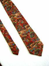 CERRUTI 1881 Cravatta Tie COME NUOVA LIKE NEW MADE IN FRANCE Originale 100% SILK