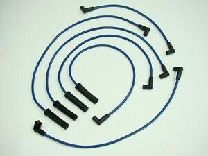 Fits Ford 2.3L 77 - 90 8 mm Platinum Class Spark Plug Wire Set 98923C