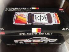 Opel Ascona B 400 rallye San Remo 1981 #6 ss5358 Sunstar 1:18
