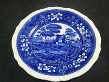 Vintage Copeland Spode's Tower Dark Blue & White SIDE PLATE 1927