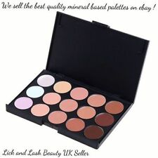 Matte Dark/Deep Shade Long Lasting Face Make-Up