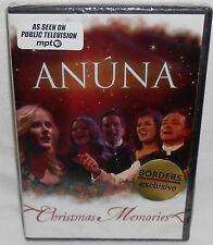 Anuna Christmas Memories DVD (2008) Border's Exclusive New - Sealed - FREE SHIP!