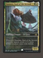 Emmara, Soul of the Accord MTG Foil Promo Rare Legendary Creature Elf Cleric