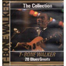 T-Bone Walker Lp Vinile The Collection 20 Blues Greats / Deja Vu Sigillato