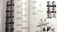 NAVY MIDSHIPMEN YEARBOOK 1945 CARL ROWAN record collectors ad Hard on Jive!