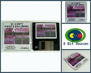 X-COPY PROFESSSIONAL FOR COMMODRE AMIGA 500/500+/600/1200 FULLY TESTED & WORKING