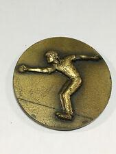 Médaille Ancienne Pétanque