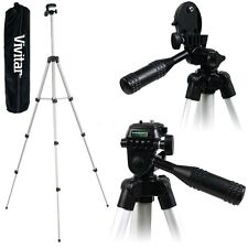 "Vivitar 50"" Lightweight Photo/Video Tripod For Sony DCR-SX65 DCR-SX85"