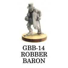 GBB-14 Mining Baron-coup de poing miniatures - 28 mm personnages Ball