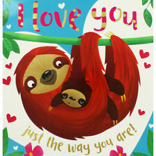 Preschool Bedtime Story Book - I LOVE YOU JUST THE WAY YOU ARE by Rosie Greening