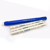 Staedtler Mars Plsatic Rubber Eraser Holder + 3 Eraser Refills