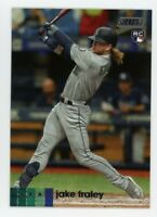 2020 Topps Stadium Club #232 JAKE FRALEY Seattle Mariners PHOTO Rookie Card RC