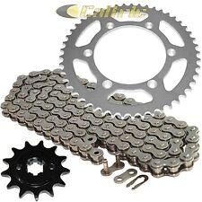 Drive Chain & Sprockets Kit Fits YAMAHA TTR230 TT-R230 2005-2016