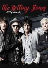 More details for rolling stones a3 calender 2022