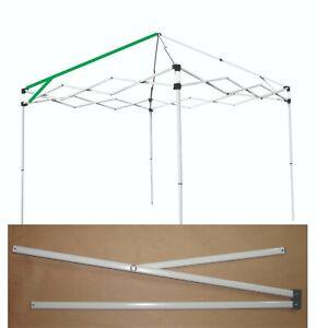 Ozark Trail walmart SLANT leg canopy 10x10 8x8 complete top beam truss part