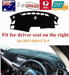 Dash Mats Dashboard Cover Non-slip Anti-sun For Mazda CX-5 2013-2016