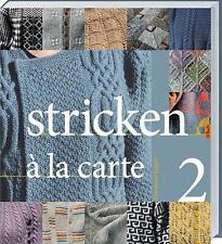 Stricken à la Carte 2 von Marianne Isager (2013, Taschenbuch)