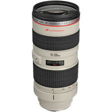 Canon EF 70-200Mm F2.8L USM Auto Focus Telephoto Zoom Lens, London