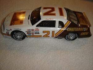DAVID PEARSON 1985 CHATTANOOGA CHEW THUNDERBIRD Action Chassis #21 CUSTOM