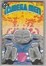 Omega Men Set 1982 Nm Dc Keith Giffen Lobo Teen Titans Crisis Alan Moore