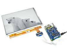 1200x825 97inch E Ink Display E Paper Hat Usbspii80i2c For Raspberry Pi