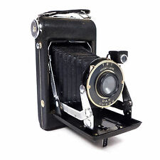 Black Vintage The KODAK 620 SIX-20 Film Folding Camera