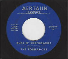 TORNADOES  -  BUSTIN' SURFBOARDS / BEYOND THE SURF  -  AERTAUN 100