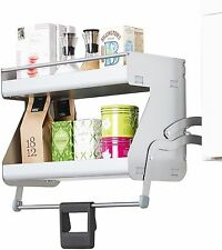 Imove Double Tier Internal Pull Down Shelf  Storage 600mm Kitchen Accessories
