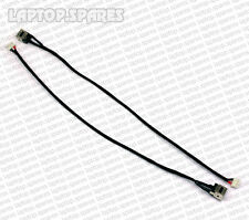 DC Power Port Jack Socket and Cable Wire DW574 Compaq HP Envy M6 689145-SD1