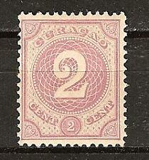 NETHERLANDS ANTILLIES # 14 MLH NUMERAL ISSUE