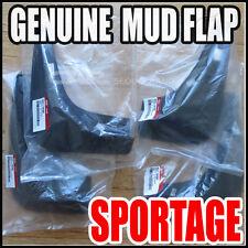 KIA SPORTAGE 2011,2012,2013 Genuine  Mud Guard Flaps (Splash Guards)  FULL  SET