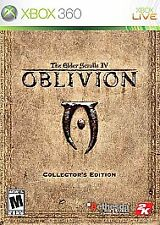 The Elder Scrolls Iv: Oblivion - Collector's Edition (Microsoft Xbox 360, 2006)