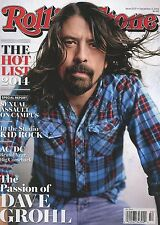 NEW Rolling Stone Magazine Dave Grohl Foo Fighters 2/4/14 USA Edition No Label