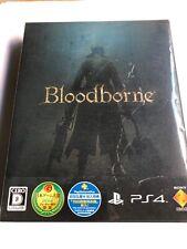 Bloodborne First Press Limited Edition (JP) Brand New Mint Rare
